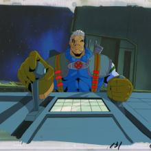 X-Men Production Cel - ID: octxmen20023 Marvel