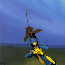X-Men Production Cel - ID: octxmen20026 Marvel