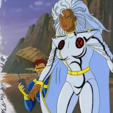 X-Men Production Cel - ID: octxmen20028 Marvel