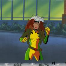 X-Men Production Cel - ID: octxmen20031 Marvel