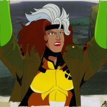 X-Men Production Cel - ID: octxmen20034 Marvel