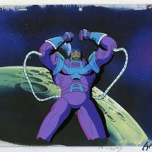 X-Men Production Cel - ID: octxmen20042 Marvel