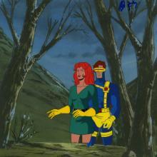 X-Men Production Cel - ID: octxmen20049 Marvel