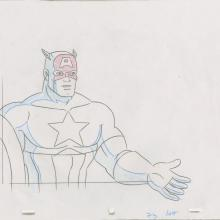 X-Men Production Drawing - ID: octxmen20050 Marvel
