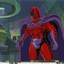 X-Men Production Cel - ID: octxmen20071 Marvel