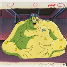 X-Men Production Cel - ID: octxmen20072 Marvel