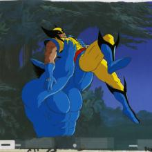 X-Men Production Cel - ID: octxmen20079 Marvel