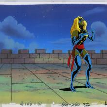 X-Men Production Cel - ID: octxmen20084 Marvel