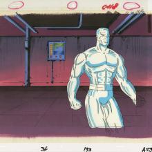X-Men Production Cel - ID: octxmen20089 Marvel