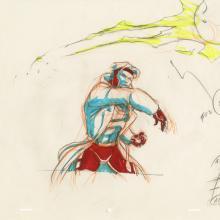 X-Men Production Drawing - ID: octxmen20101 Marvel