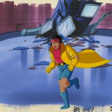 X-Men Production Cel - ID: octxmen20105 Marvel