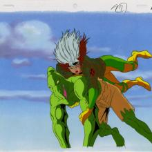 X-Men Production Cel - ID: octxmen20108 Marvel