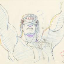 X-Men Production Drawing - ID: octxmen20133 Marvel