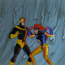 X-Men Production Cel - ID: octxmen20216 Marvel