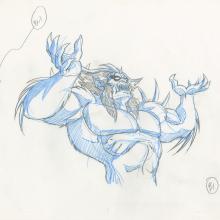X-Men Production Drawing - ID: octxmen20220 Marvel