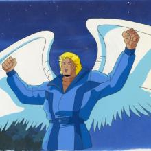 X-Men Production Cel - ID: octxmen20331 Marvel