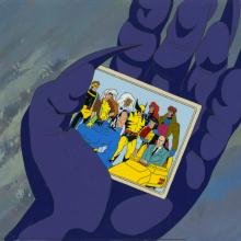 X-Men Production Cel - ID: octxmen20338 Marvel