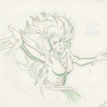X-Men Layout Drawing - ID: octxmen20474 Marvel