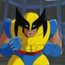 X-Men Production Cel - ID: octxmen20492 Marvel