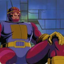 X-Men Production Cel - ID: octxmen20498 Marvel