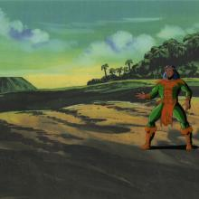 X-Men Production Cel - ID: octxmen20512 Marvel