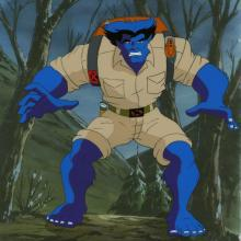 X-Men Production Cel - ID: octxmen20537 Marvel