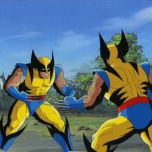 X-Men Production Cel - ID: octxmen20539 Marvel