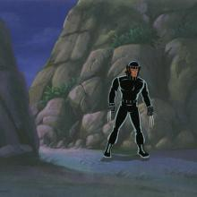 X-Men Production Cel - ID: octxmen20543 Marvel