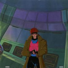 X-Men Production Cel - ID: octxmen20549 Marvel