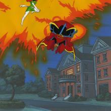 X-Men Production Cel - ID: octxmen20563 Marvel