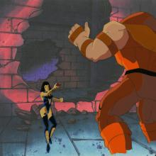 X-Men Production Cel - ID: octxmen20565 Marvel