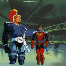 X-Men Production Cel - ID: octxmen20569 Marvel