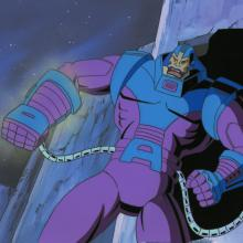 X-Men Production Cel - ID: octxmen20581 Marvel