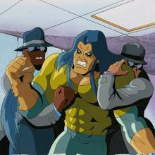 X-Men Production Cel - ID: octxmen20583 Marvel