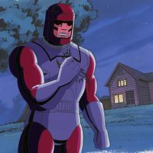 X-Men Production Cel - ID: octxmen20607 Marvel