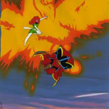 X-Men Production Cel - ID: octxmen20609 Marvel