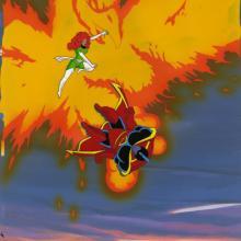 X-Men Production Cel - ID: octxmen20611 Marvel