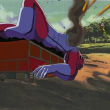 X-Men Production Cel - ID: octxmen20615 Marvel