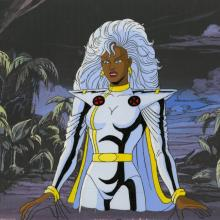 X-Men Production Cel - ID: octxmen20617 Marvel