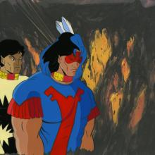 X-Men Production Cel - ID: octxmen20631 Marvel