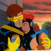 X-Men Production Cel - ID: octxmen20639 Marvel