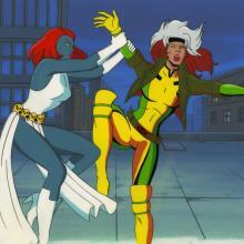 X-Men Production Cel - ID: octxmen20656 Marvel