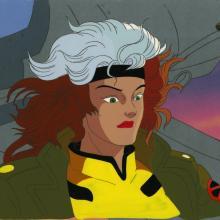 X-Men Production Cel - ID: octxmen20677 Marvel