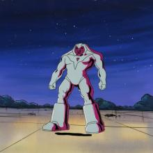 X-Men Production Cel and Background - ID: octxmen20751 Marvel