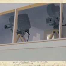 Football Now and Then Production Background - ID: septdisney20259 Walt Disney