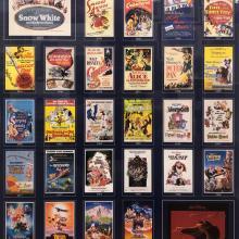 Disney 75 Years Posters Print - ID: septdisneyana20031 Walt Disney