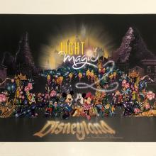 Light Magic Charles Boyer Limited Edition Lithograph - ID: septdisneyana20060 Disneyana