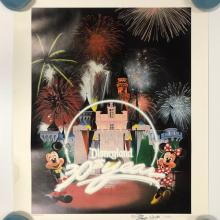 Disneyland 30th Anniversary Limited Edition Print - ID: septdisneyana20063 Disneyana