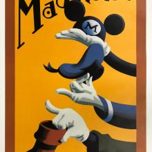 Mad Hatter Souvenir Shop Giclee Print - ID: septdisneyana20066 Disneyana