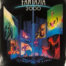 Fantasia 2000 Soundtrack One-Sheet Poster - ID: septfantasia20067 Walt Disney